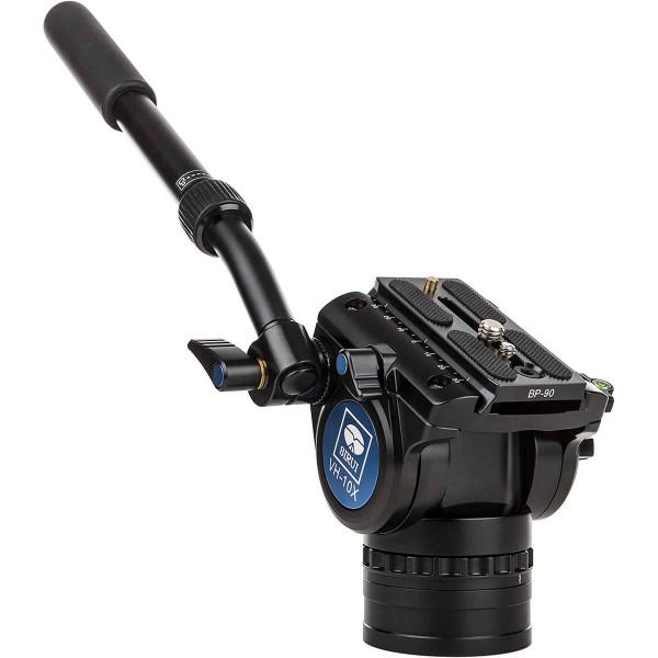 SIRUI VH-10X Pro Fluid Videoneiger / Videokopf - VH-Serie