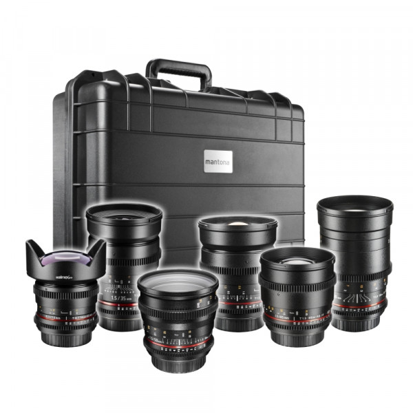 Walimex pro Video DSLR MaximumShooter Set Nikon F