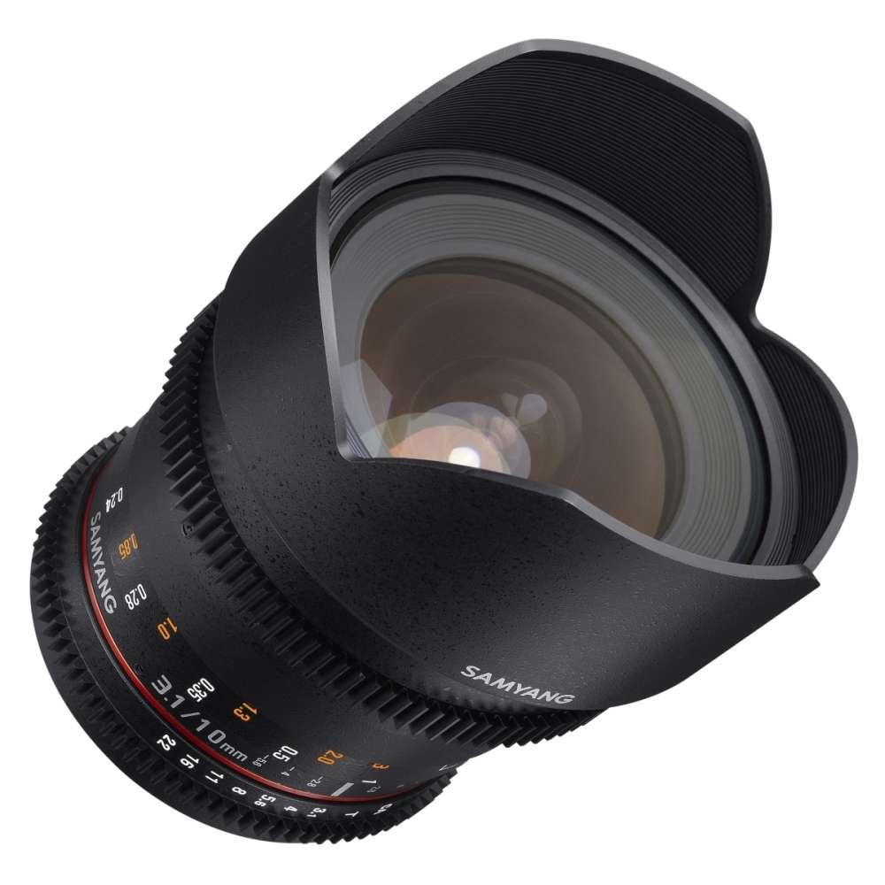Samyang MF 10mm T3,1 Video APS-C Sony A   Studio-Ausrüstung.de