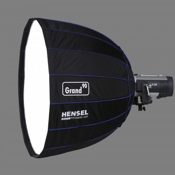 HENSEL Grand Ø 90 cm - 16-eckig, parabolisch