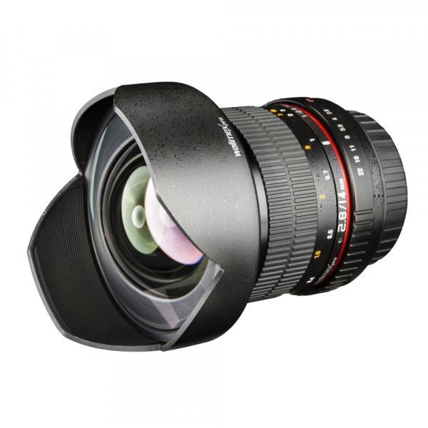 Walimex pro 14/2,8 DSLR Nikon F AE