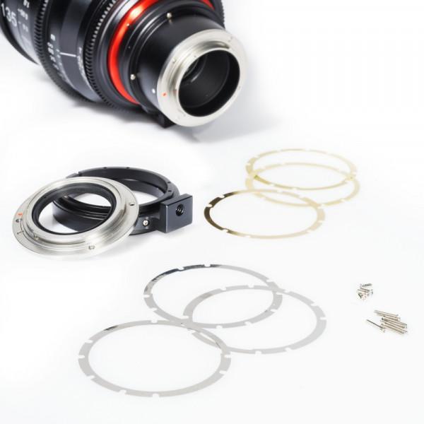 XEEN Mount Kit Canon EF 20, 24, 35, 50, 85mm