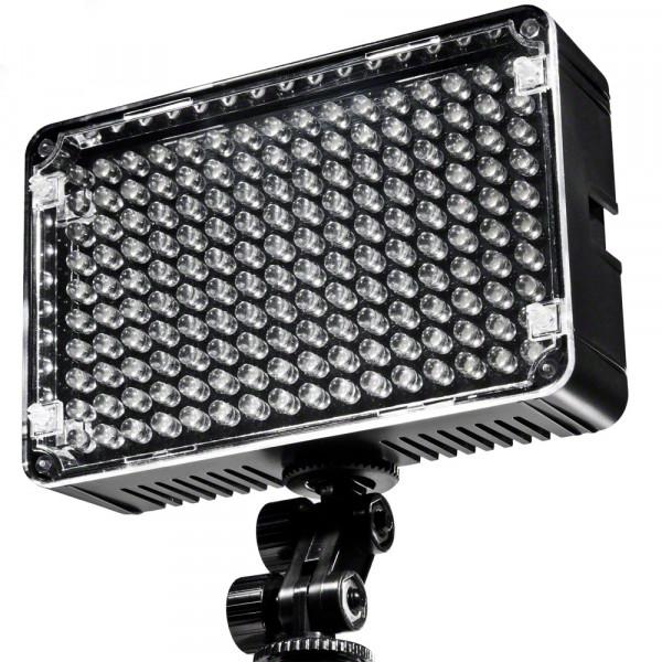 Aputure Amaran LED Foto Video LED Leuchte 160 Daylight Set inkl. Akku