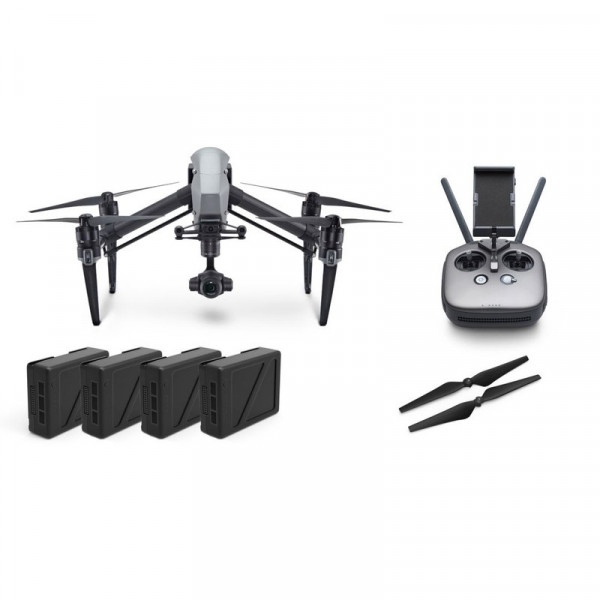 DJI Inspire 2 (ProRes) Kamera Drohne