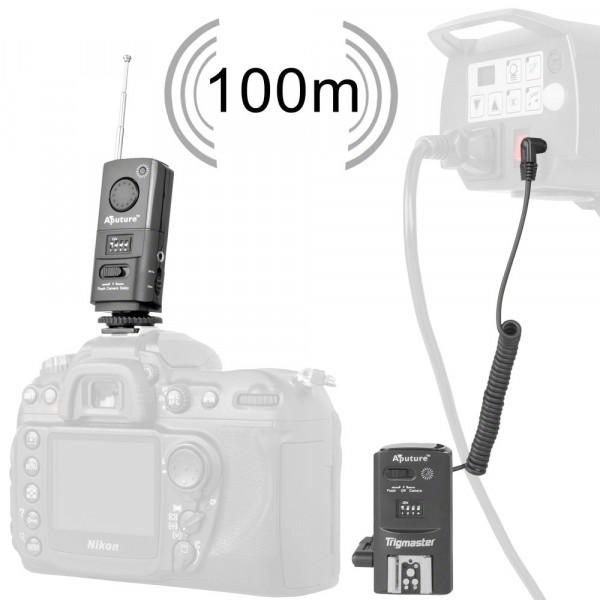 Aputure Trigmaster 2.4G MXN f. Nikon 3N