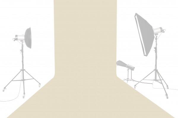 Tetenal Hintergrundkarton 1,35x11m, Ivory