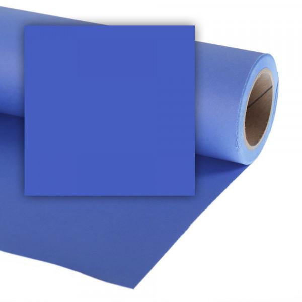 Colorama Hintergrundkarton 2,72 x 25m - Chromablue