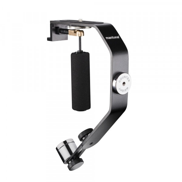 mantona Schwebestativ für Action Cams und Smartphones B-Ware