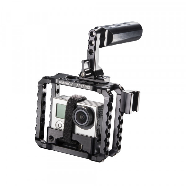 Walimex pro Action-Set für GoPro Hero 2/3/3+