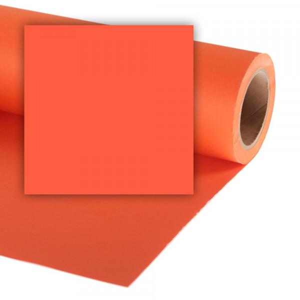 Colorama Hintergrundkarton 2,72 x 11m - Mandarin