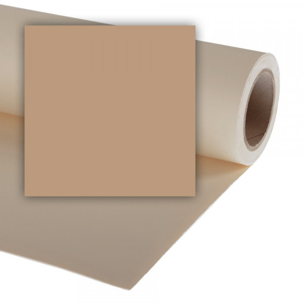 Colorama Hintergrundkarton 1,35 x 11m - Coffee