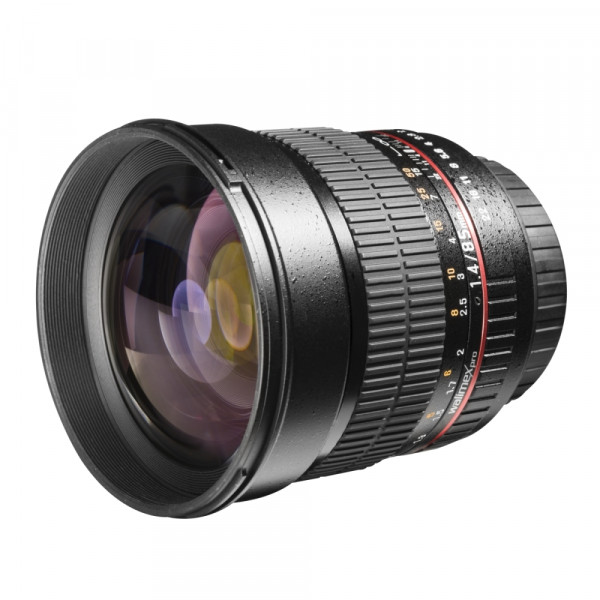 Walimex pro 85/1,4 DSLR Nikon F AE