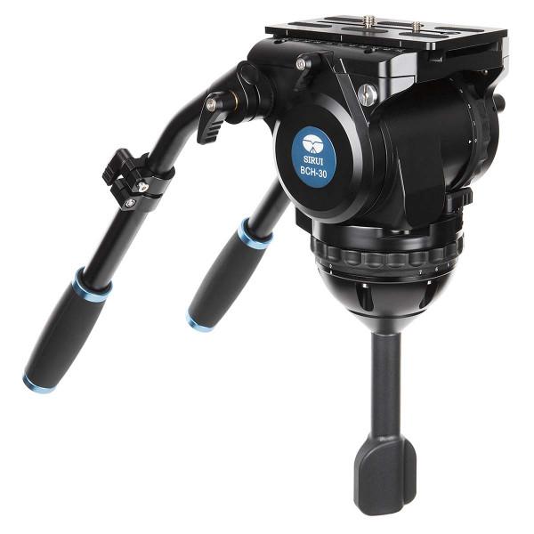 SIRUI BCH-30 FLUID VIDEONEIGER / VIDEOKOPF 100MM HALBKUGEL - BCH-SERIE