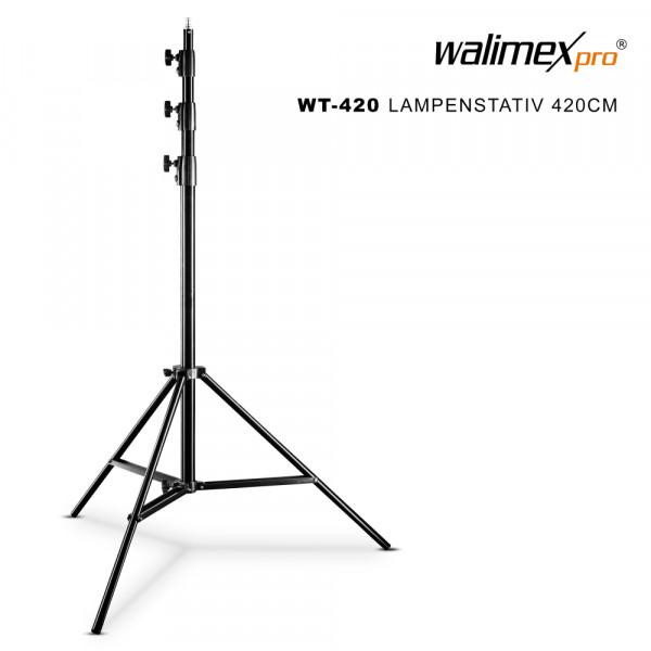 Walimex pro WT-420 Lampenstativ 420cm