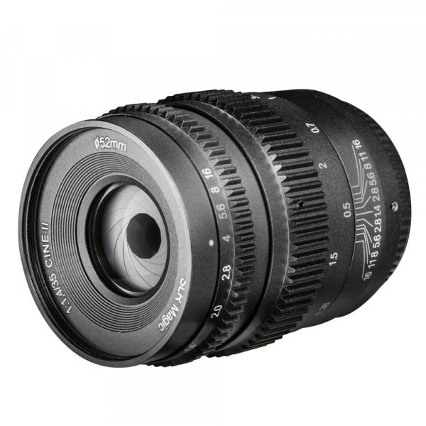 SLR Magic 35/1,4 Video APS-C Fuji X