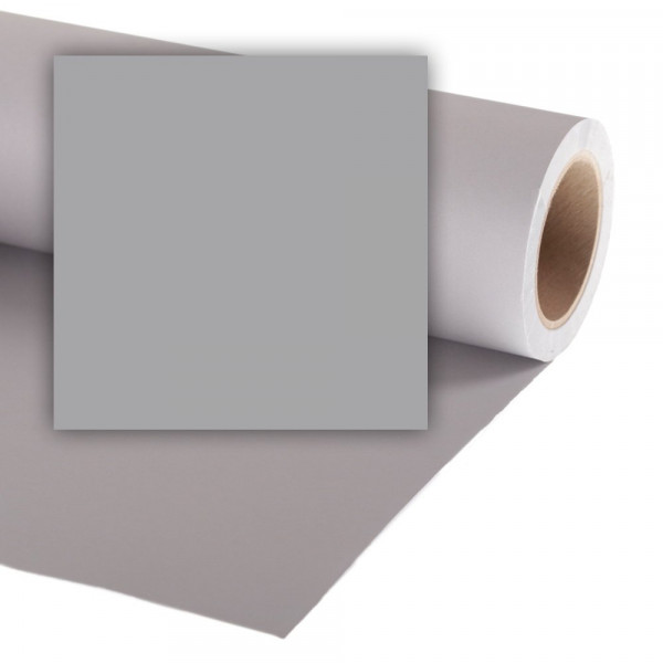 Colorama Hintergrundkarton 1,35 x 11m - Storm Grey