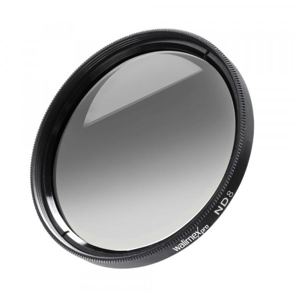 Walimex pro Graufilter ND8 MC 52mm