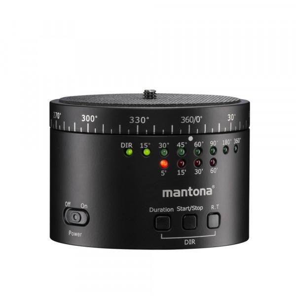 Mantona Turnaround 360 Automatic Rev.2 Stativkopf