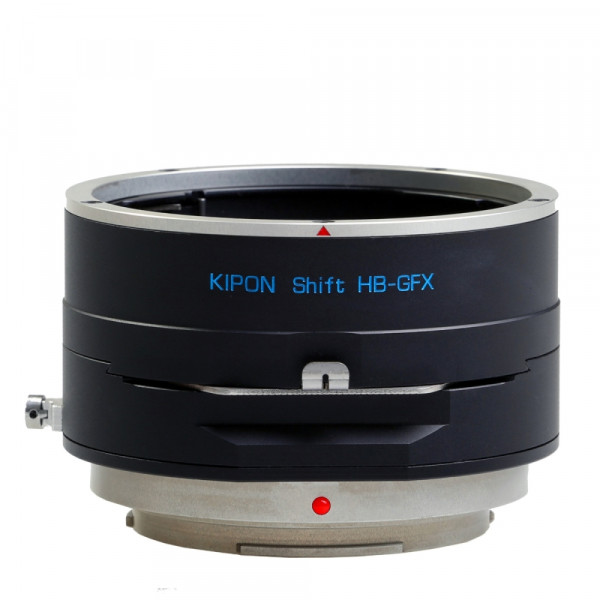 Kipon Shift Adapter für Hasselblad V auf Fuji GFX