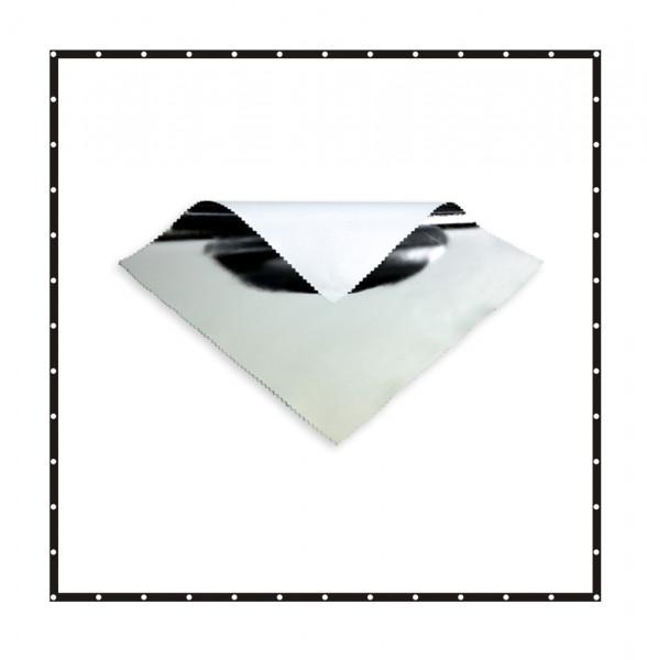 Sunbounce SCREEN BUTTERFLY/OVERHEAD 2-in-1 REFLECTOR SILVER LAME neutral -Struktur: Silber glatt - Rückseite Weiß matt