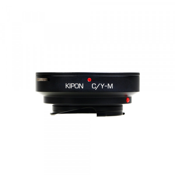 Kipon Adapter für Contax / Yashica auf Leica M