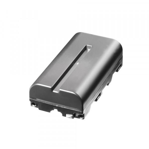 NP-F 550 Li-Ion Akku für Sony 2200 mAh 7,4V 16,3Wh