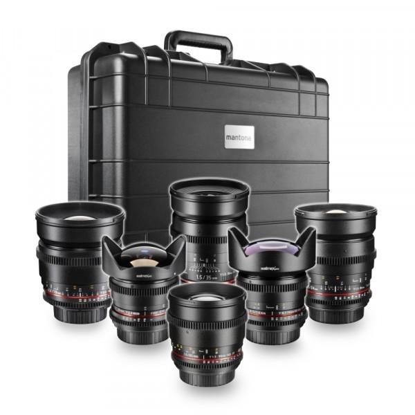 Walimex pro Video APS-C All Star Set für Canon II