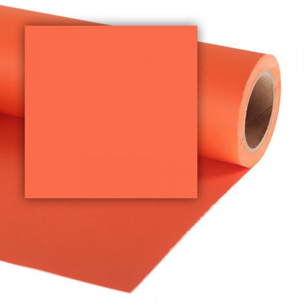 Colorama Hintergrundkarton 1,35 x 11m - Pumpkin
