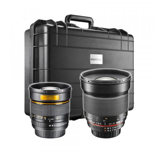 walimex pro Portrait-Panorama Set Canon