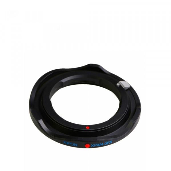 Kipon Adapter für Hasselblad XPAN auf Fuji GFX