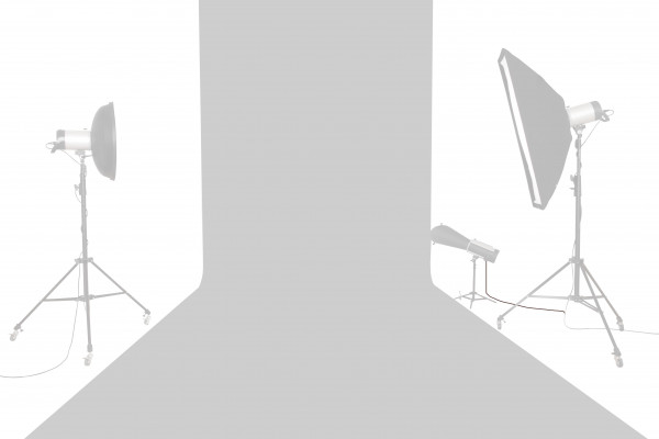 Savage (Tetenal) Hintergrundkarton 2,72x11m, Slate Gray