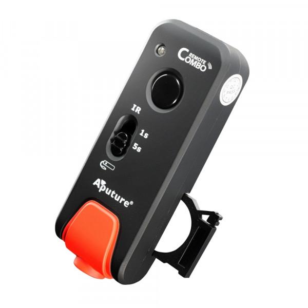 Aputure Combo Infrarot- Kabelfernauslöser Canon 3C