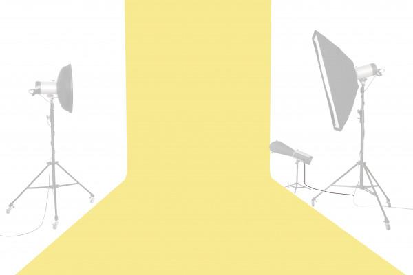 Tetenal Hintergrundkarton 1,35x11m, Canary