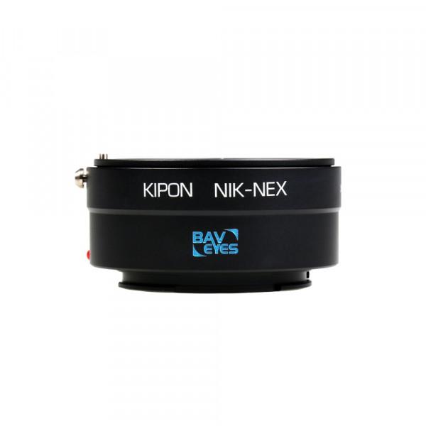 Baveyes Adapter Nikon F auf Sony E (0.7x)