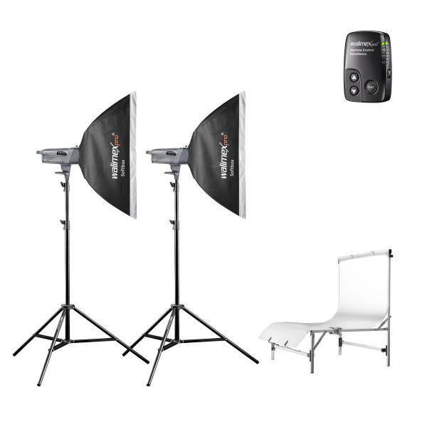 walimex pro VE Produkt Fotografie Set Ambitioniert