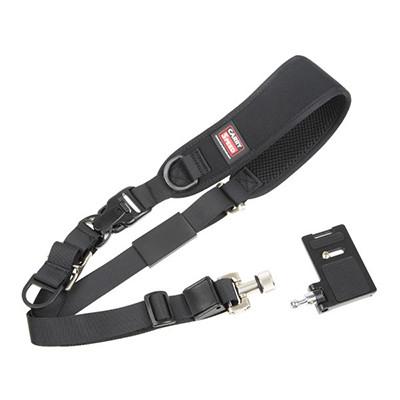 Carry Speed Kameragurt Tuxedo schwarz