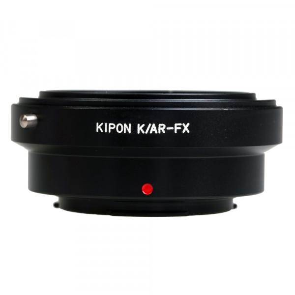 Kipon Adapter für Konica AR auf Fuji X