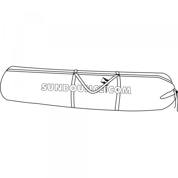 Sunbounce CAGE-BAG für den BUTTERFLY-RAHMEN