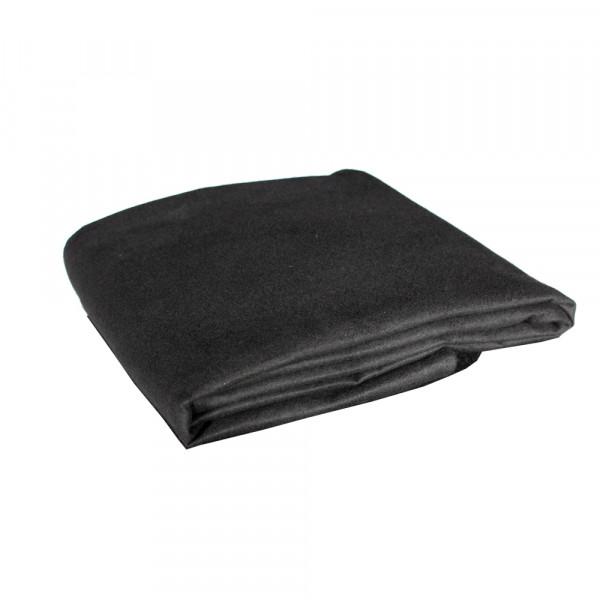 Sunbounce CAGE DIRT-CLOTH MOLTON/DUVETYNE Black/ Black dient als Schmutztuch zur Schonung des INFINITY-CLOTH (separat waschbar)