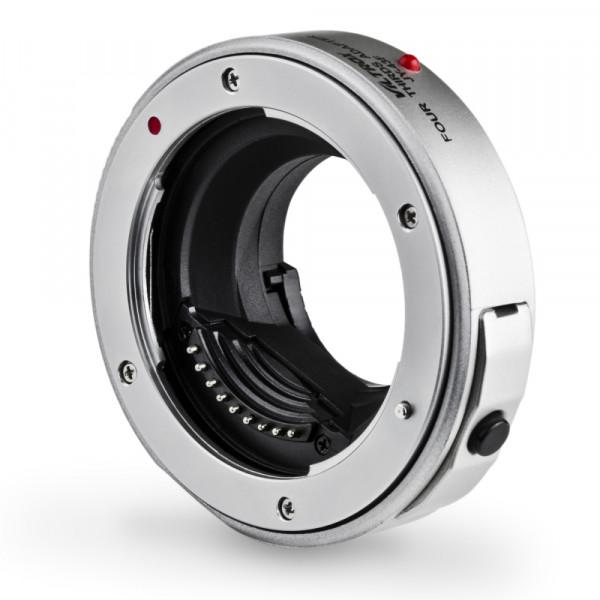 Viltrox Adapter 4/3 auf MFT silber