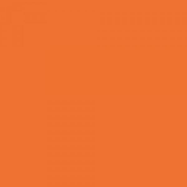Colorama Colormatt - Hintergrund Tangerine
