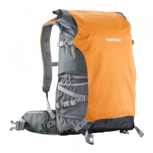 mantona elementsPro 50 Outdoor-und Kamerarucksack B-Ware