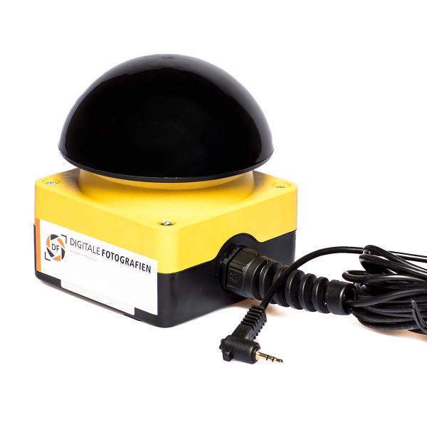 Fernauslöser Pilzschalter (Buzzer) Nikon MC-DC2 Schwarz