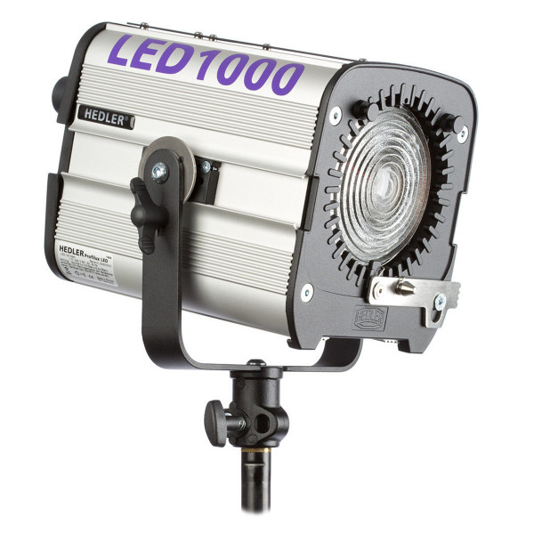 HEDLER Profilux LED 1000 (fokusierbar, dimmbar)