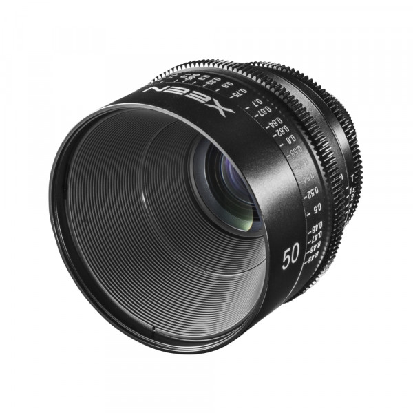 XEEN Cinema 50mm T1,5 Nikon F Vollformat