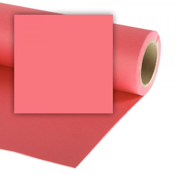Colorama Hintergrundkarton 1,35 x 11m - Coral Pink