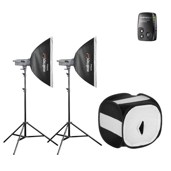 walimex pro VE Produkt Fotografie Set Einsteiger