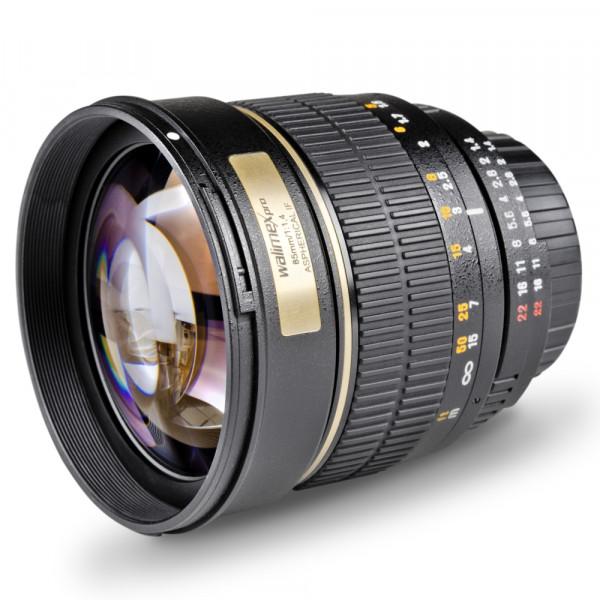 walimex pro 85/1,4 CSC Nikon 1
