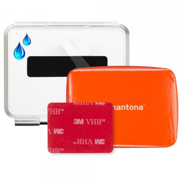 Mantona Auftriebshilfe für GoPro 3+/4 & Backdoor
