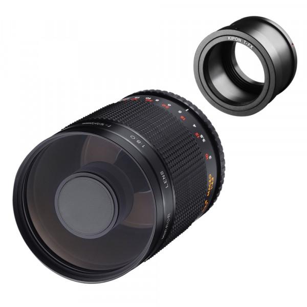 Samyang MF 500mm F8,0 Spiegel Fuji X